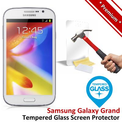 Premium Quality Samsung Galaxy Grand Tempered Glass Screen Protector