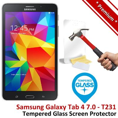 Premium Samsung Galaxy Tab 4 7.0 3G Tempered Glass Screen Protector