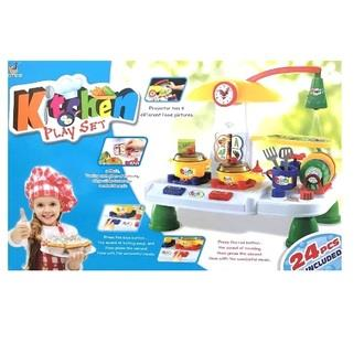 Pretend play kids kitchen play set end 12 23 2017 11 30 pm for Kitchen set video song
