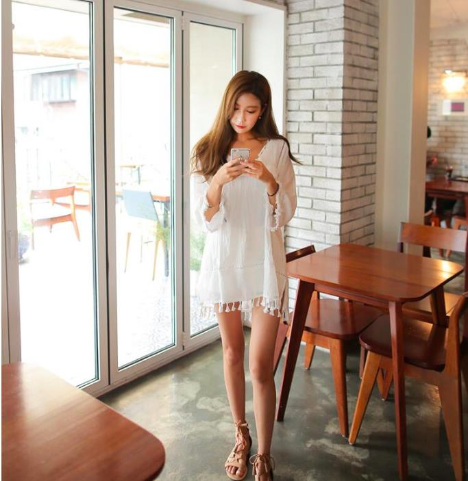 Pretty Dress White