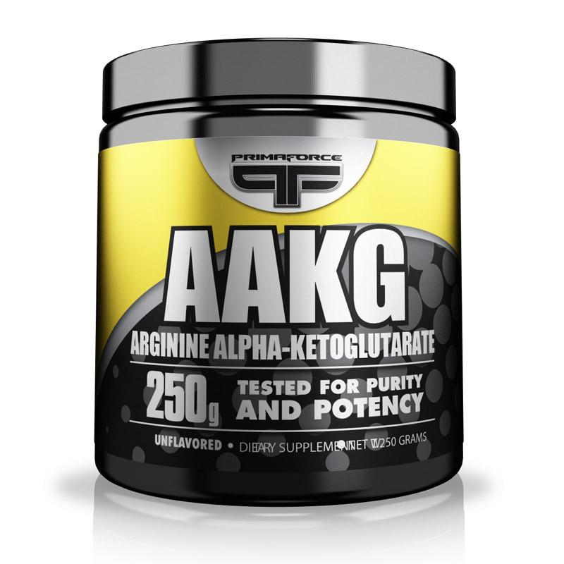 Prima Force AAKG Powder (Male Test Booster & Muscle Builder) 125 Servs