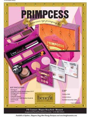 PRIMPCESS TRAVEL SET