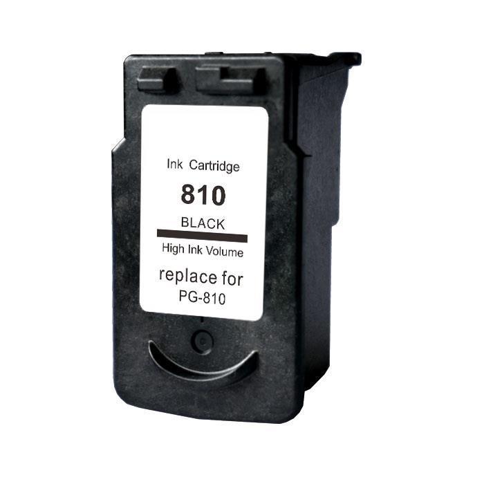 PRINTXTRA COMPATIBLE CANON PG810 PG-810 PG 810 BLACK INK CARTRIDGE