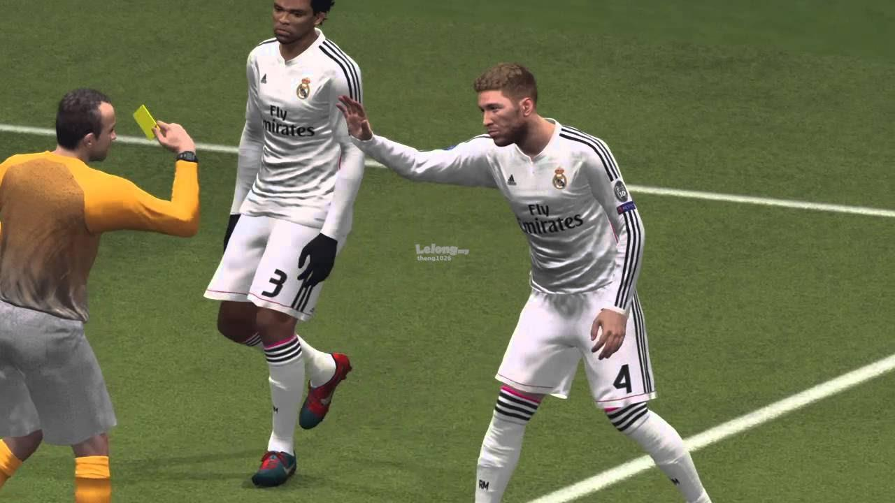 Pro Evolution Soccer PES 2016 (PC)
