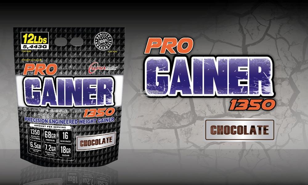 PRO GAINER 1350 12lbs