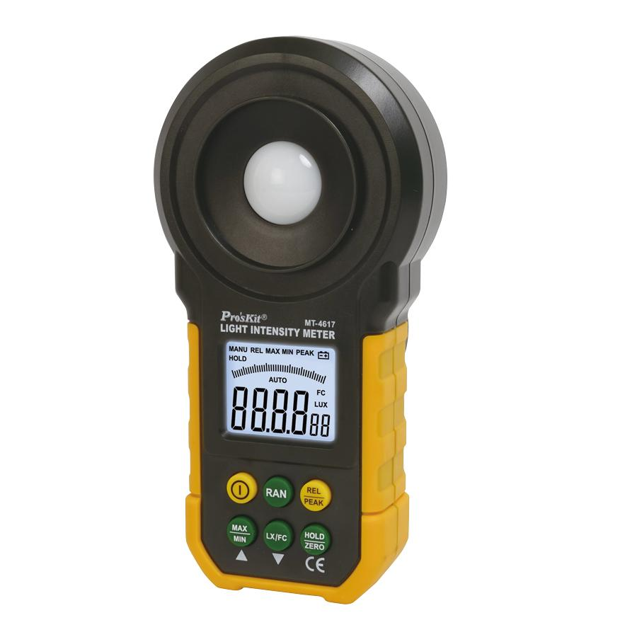 PRO'SKIT Proskit Light Intensity Meter MT-4617