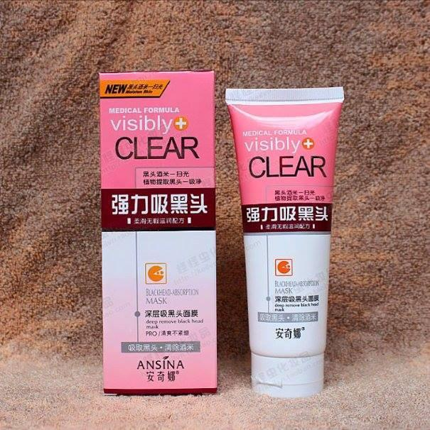 NEW PRODUCT!! ANSINA Visibly Clear Blackheads RAYA OFFER  ONLY RM 9.90