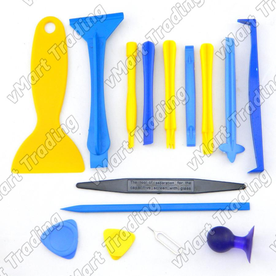 Professional 15-in-1 Plastic Opening Tools Bundle