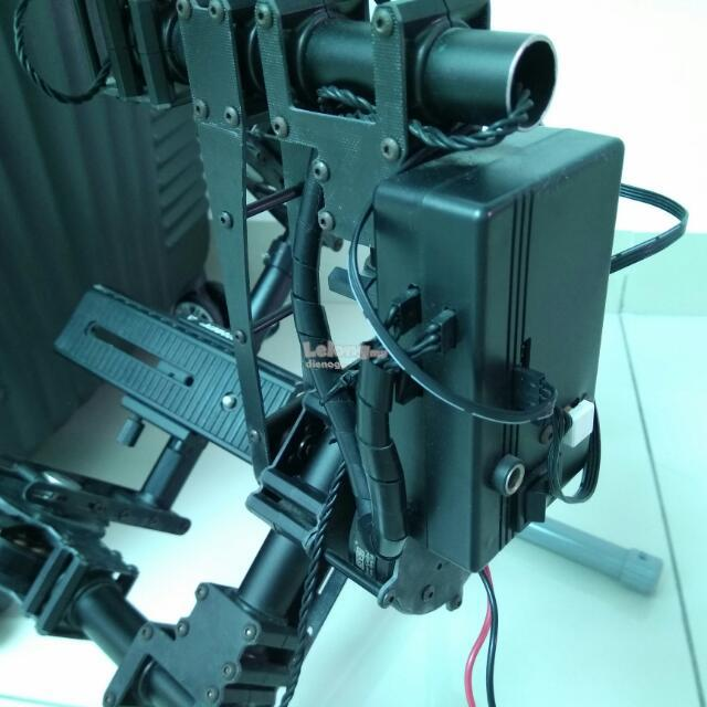 Professional 3axis Movie Cam Stabilizer