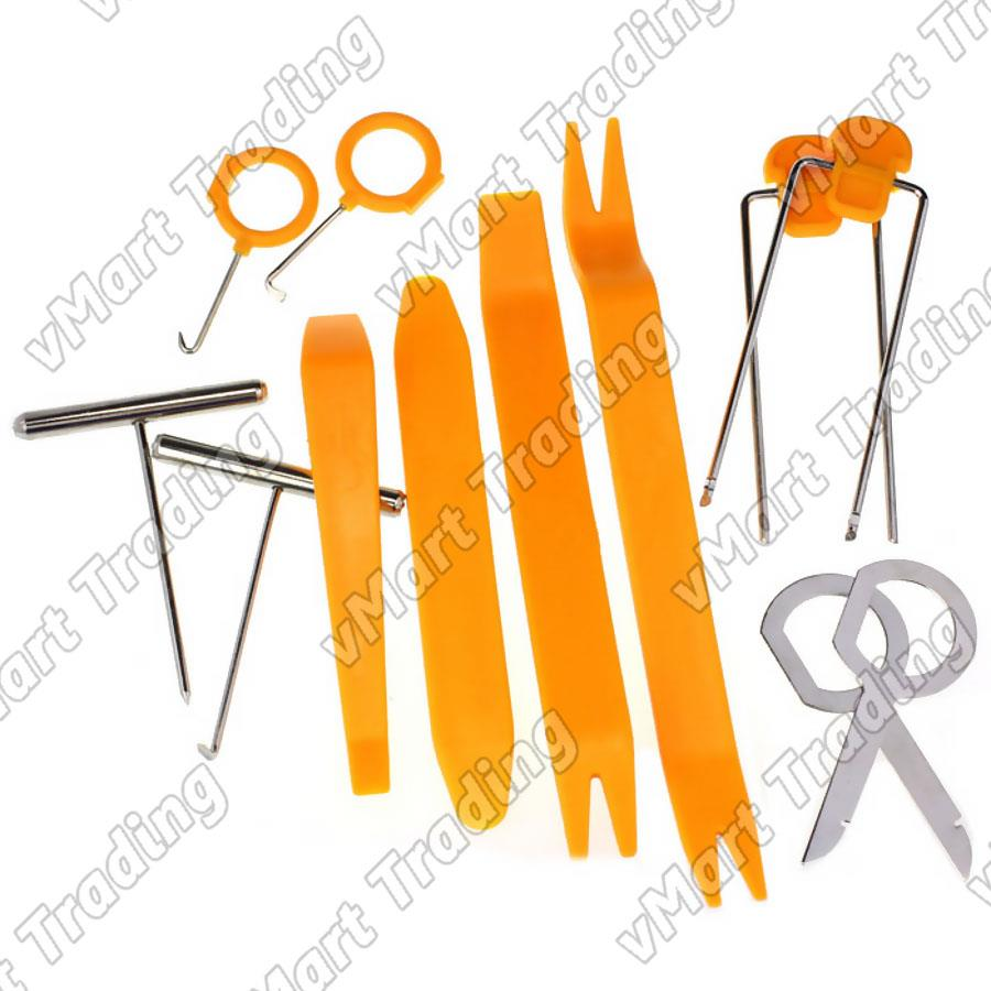 Professional Automotive Car Pry / Removal / Opening Tools