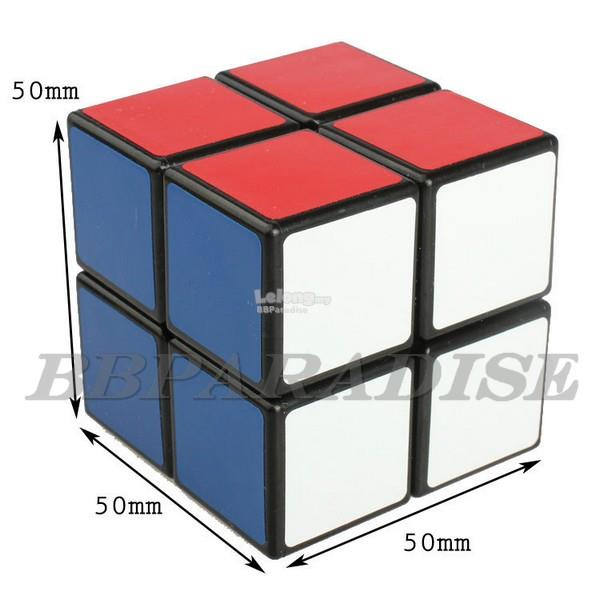 PROFESSIONAL RUBIK CUBE SMOOTH PUZZLE 2X2 SPEED