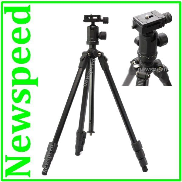 New Professional Tripod For DSLR Digital Camera Camcorder Video P25