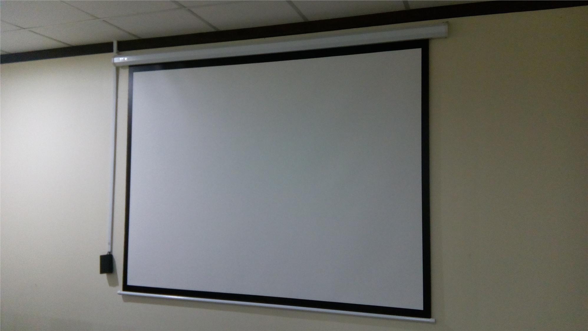 Projector Screen Auto Motorized End 4 28 2015 12 32 Pm