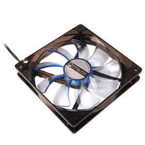 # PROLIMATECH Blue Vortex 12 LED Casing Fan / 120mm #