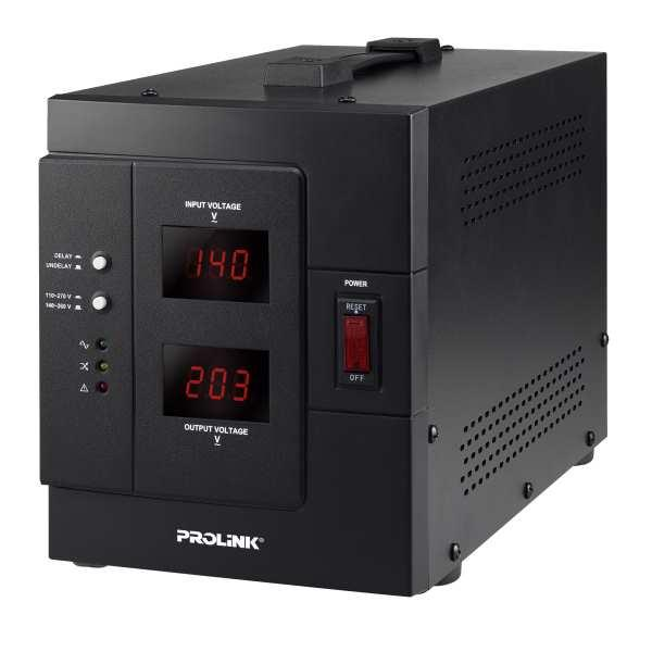 PROLiNK PVR3000D 3KVA Heavy-Duty AVR (Auto Voltage Regulator)