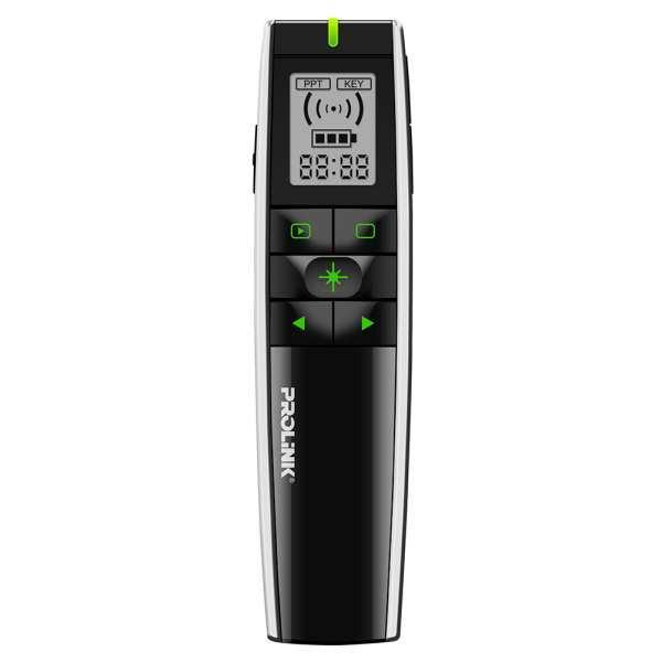 Prolink PWP105G  2.4 GHz Wireless Presenter with Green Laser