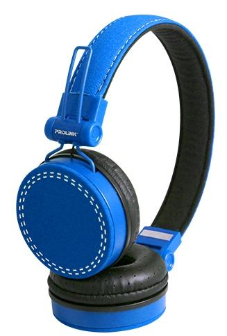 PROLINK WIRED HEADSET PHC1003E BLUE