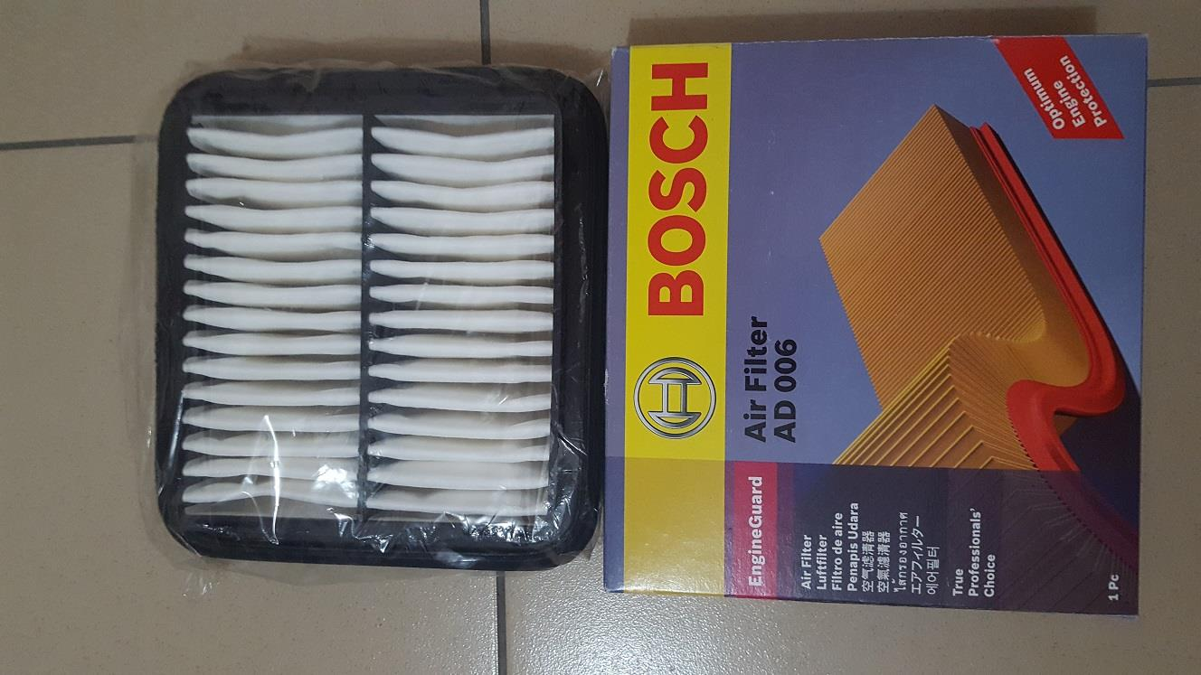 [PROMO] BOSCH AIR FILTER for PERODUA KELISA KENARI