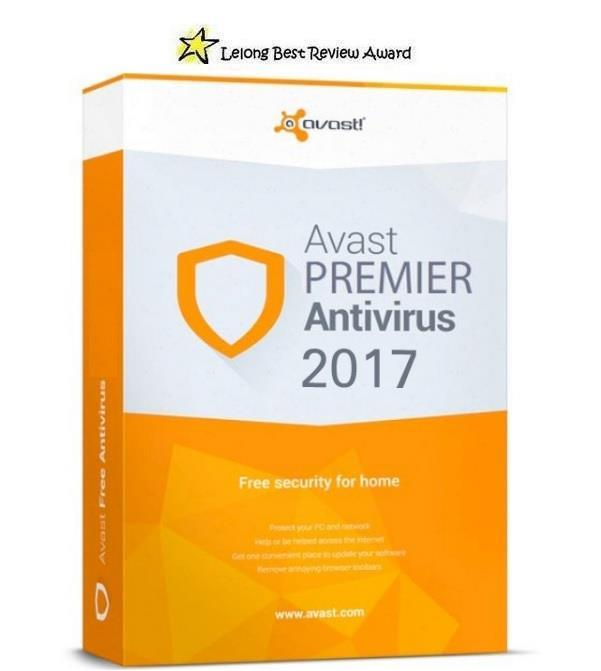 PROMO ORIGINAL Avast Premier 2017 3 Years 1 PC License File