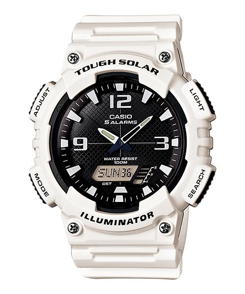 PROMO Sales  CASIO GENERAL AQ-S810WC-7A TOUGH SOLAR SPORTS WATCH