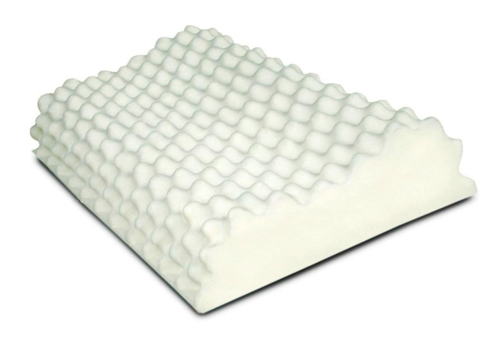 Promotion! 100% Natural Latex Pillow Contour with massage effect