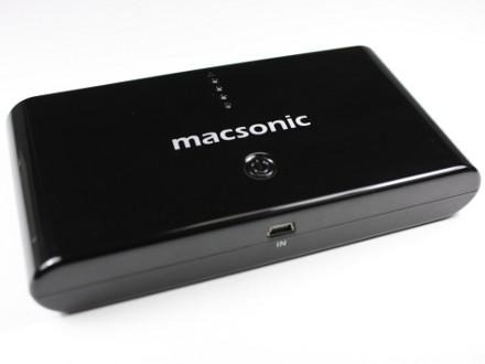 [PROMOTION] Macsonic 20,000mAh Power Bank - Black / White
