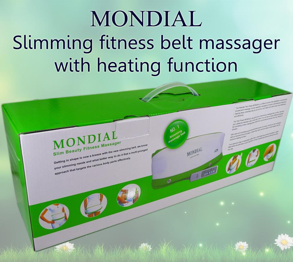 Promotion - Slimming Belt Massager with Heating Function