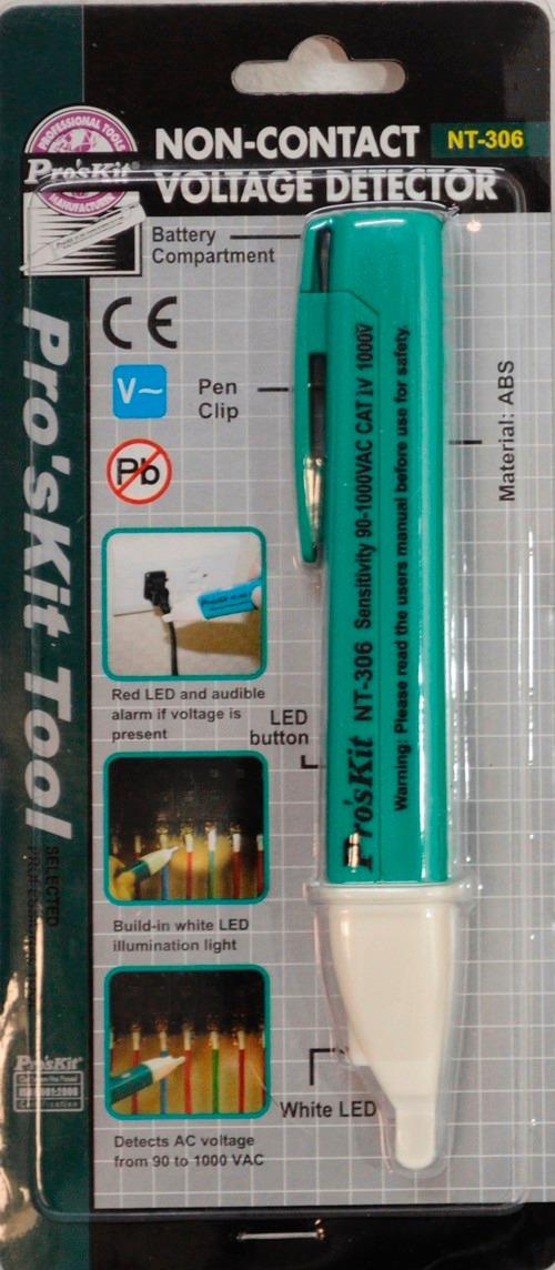 PROSKIT NT-306 Non-Contact Voltage Detector