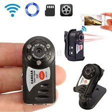 Protable Mini WiFi IP Camera DV Q7 Wireless Webcam DVR Video Camcorder