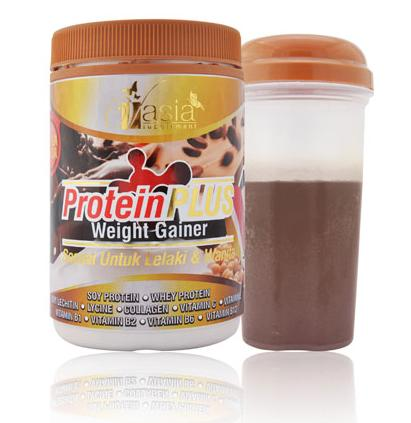 Protein Plus Weight Gainer - Tambah Berat Badan
