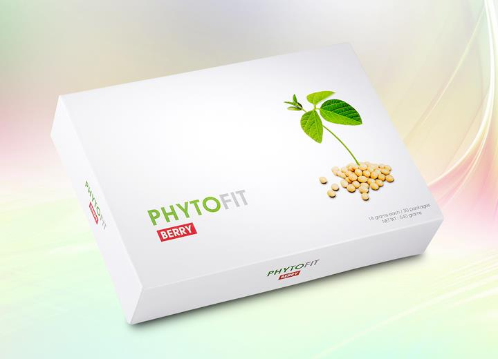 Proteins of PHYOFIT (Berry) - (30 packages/box) - FREE Shipping