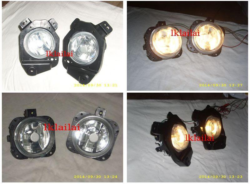 PROTON Exora Fog Lamp with Bracket Cover 1-pair