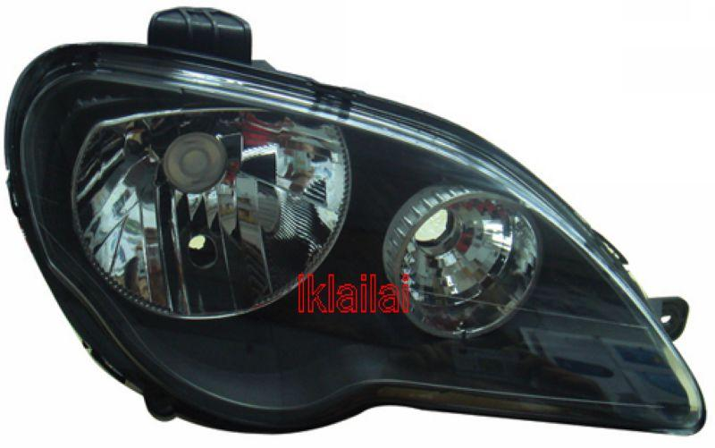 Proton Gen 2 / Persona `05 Head Lamp Crystal Black