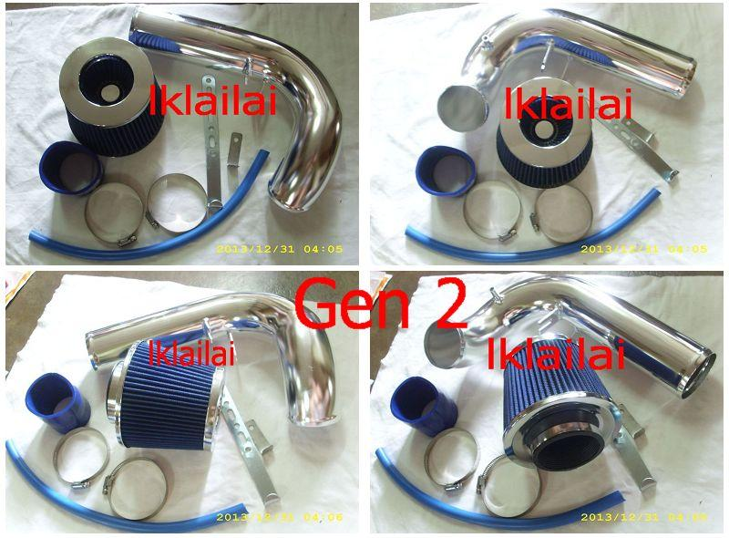 Proton Gen 2/Pesona/Satria/Wira/Iswara Ram Pipe Kit with Air Filter