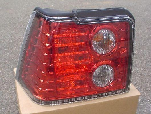 Proton Iswara '04-06 Original Tail Lamp [Red] Price Per Pair-Rm300