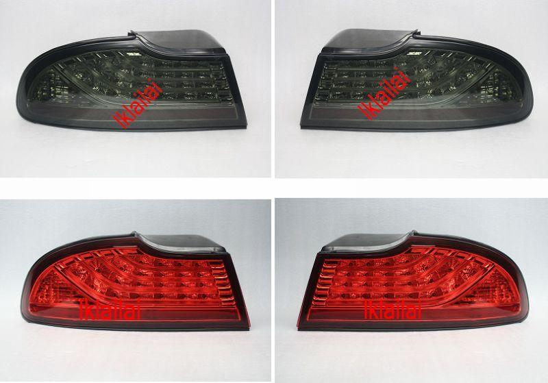 Proton Perdana LED Light Bar Tail Lamp [Red/Smoke]