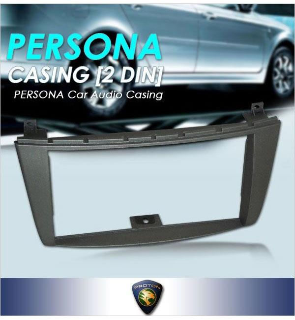PROTON PERSONA Double Din Dashboard Panel/ Head Unit Player Casing