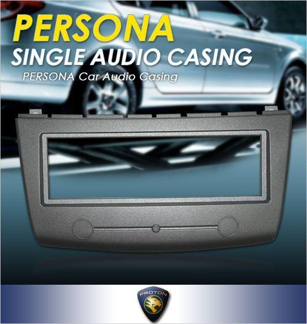 PROTON PERSONA Single Din/ 1 Din Dashboard Panel/ Head Unit Casing