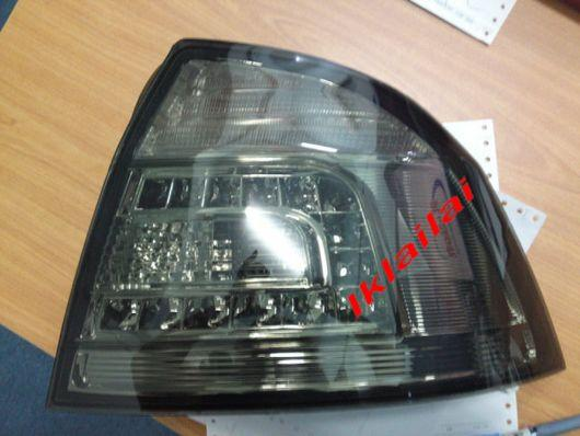 Proton Saga BLM LED Smoke Rear / Tail Lamp [Price Per Pair]