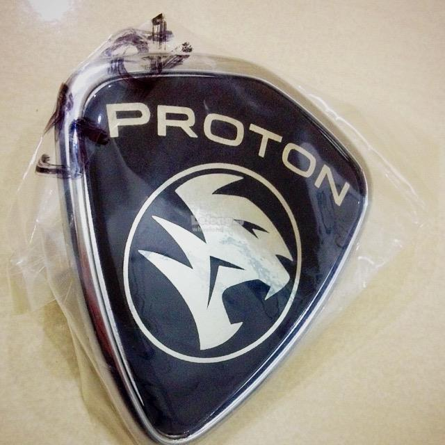 Proton Saga BLM Rear Emblem Logo (New/Original)
