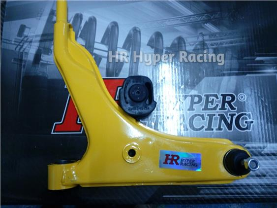 PROTON SAGA / ISWARA HR LOWER CONTROL ARM (RIGHT HAND) (YELLOW)