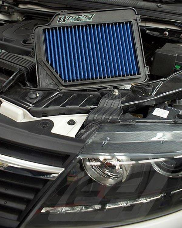 PROTON SUPRIMA S CFE TURBO 12-16 WORKS ENGINEERING Drop In Air Filter