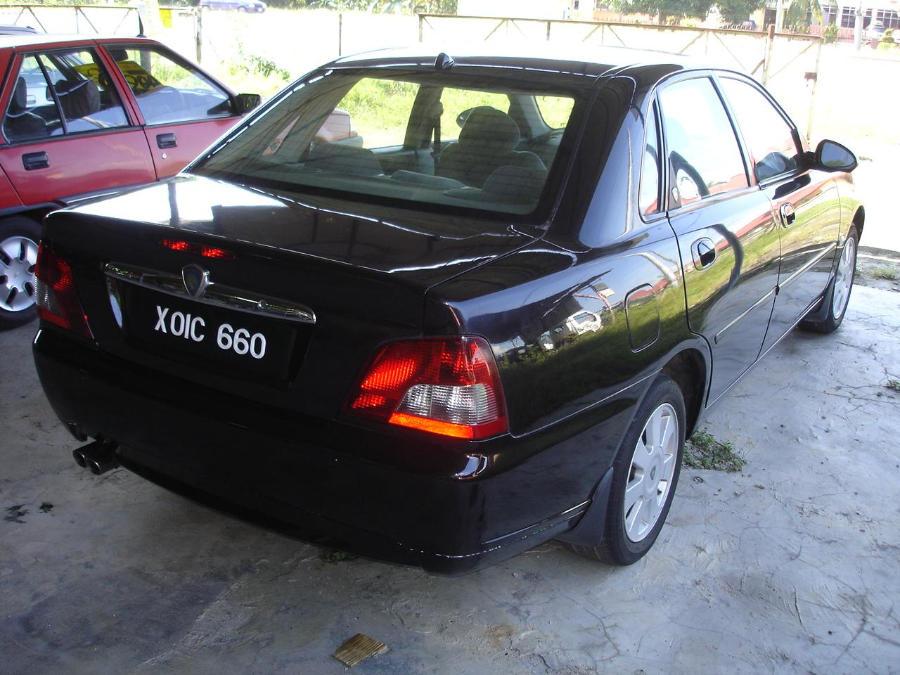 Proton Waja 1.8 Auto year 2003 RM19900 cheap sale superbuy Clearance Stock AA