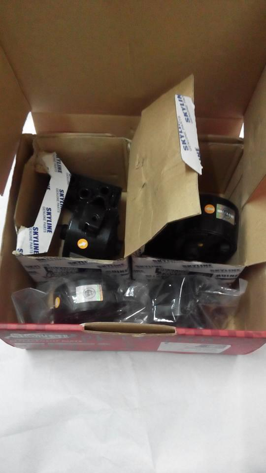 PROTON WIRA 1.6 ENGINE MOUNTING (SET) (MANUAL)