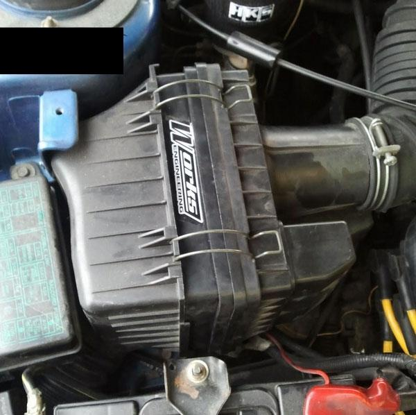 PROTON WIRA/ SATRIA/ WAJA (MIT / CAMPRO) WORKS ENGINEERING Air Filter