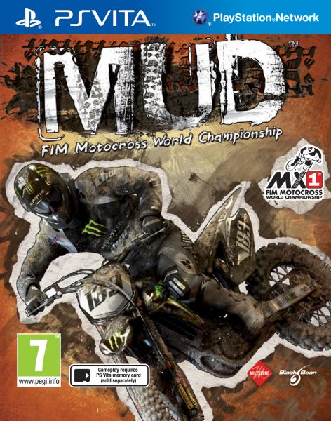 Ps vita MXGP Motocross World Championship:MUD