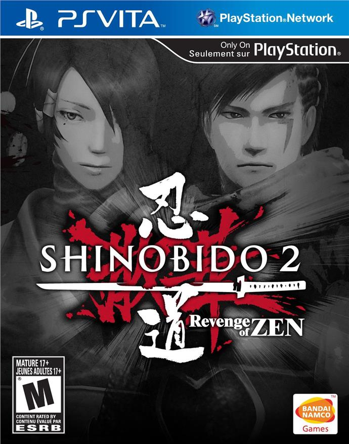PS VITA SHINOBIDO 2 (USED)