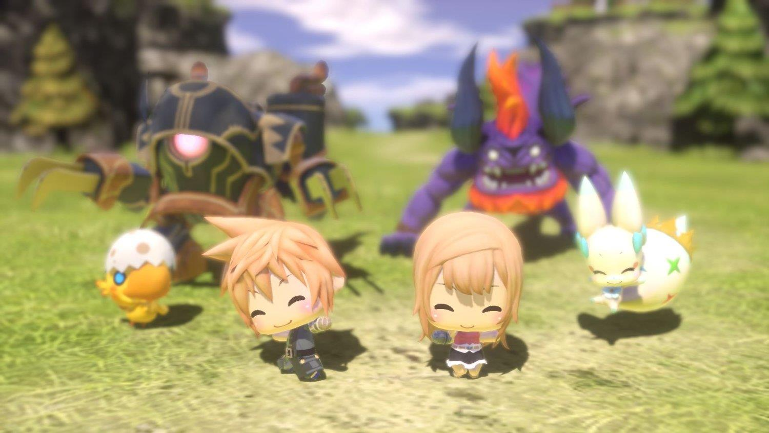 PS Vita WORLD OF FINAL FANTASY for SONY PLAYSTATION VITA