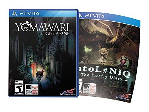 PS VITA YOMAWARI: NIGHT ALONE & HTOL#NIQ: THE FIREFLY DIARY ENG [R2]