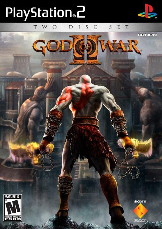 PS2 Original Game Collection - GOD OF WAR 2